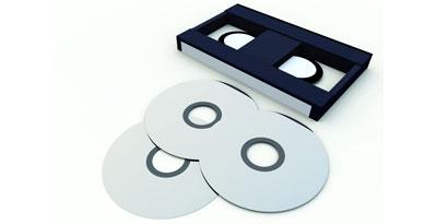 Imagem de Como converter vídeos de fitas VHS para DVD no site TecMundo