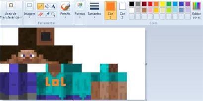 Imagem de Minecraft: como criar sua própria skin no site TecMundo