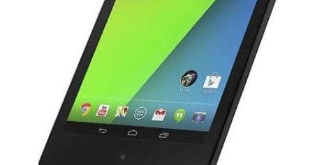 Imagem de Nexus 7 continua apresentando problemas de touchscreen no site TecMundo