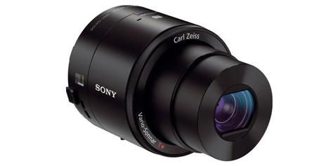 Imagem de Sony anuncia lentes QX10 e QX100 para smartphones no site TecMundo