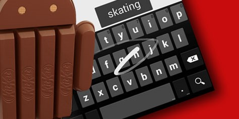 Imagem de Baixe agora mesmo o teclado da versão KitKat do Android no site TecMundo