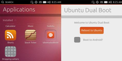 Imagem de Canonical libera ferramenta para dual-boot entre Ubuntu e Android no site TecMundo