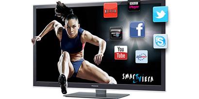Imagem de Análise TV 3D Panasonic VIERA TC-L42ET5B no site TecMundo