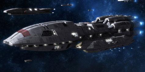 Imagem de As 8 espaçonaves mais rápidas da ficção científica no site TecMundo