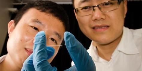 Imagem de Pesquisadores desenvolvem sensor fotográfico feito de grafeno no site TecMundo