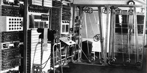 Imagem de Colossus: herói de guerra e um dos primeiros computadores do mundo no site TecMundo