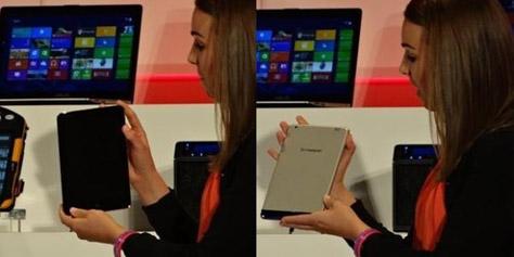 Imagem de Tablets Miix 8 e Miix 10 da Lenovo apostam em Windows e conforto no site TecMundo