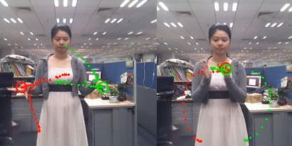 Imagem de Microsoft transforma Kinect em tradutor de linguagem de sinais no site TecMundo