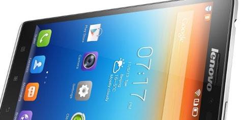 Imagem de Lenovo apresenta o Vibe Z, seu primeiro smartphone 4G LTE no site TecMundo
