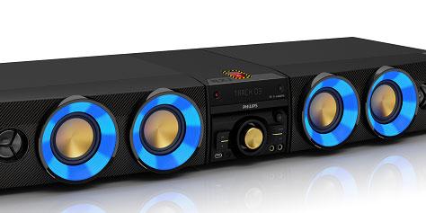 Imagem de Philips apresenta linha de equipamentos de som exclusiva para o Brasil no site TecMundo