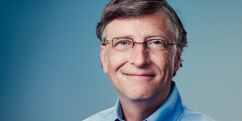 Imagem de Em 25 anos, Bill Gates pode ser o primeiro trilionário do mundo no site TecMundo