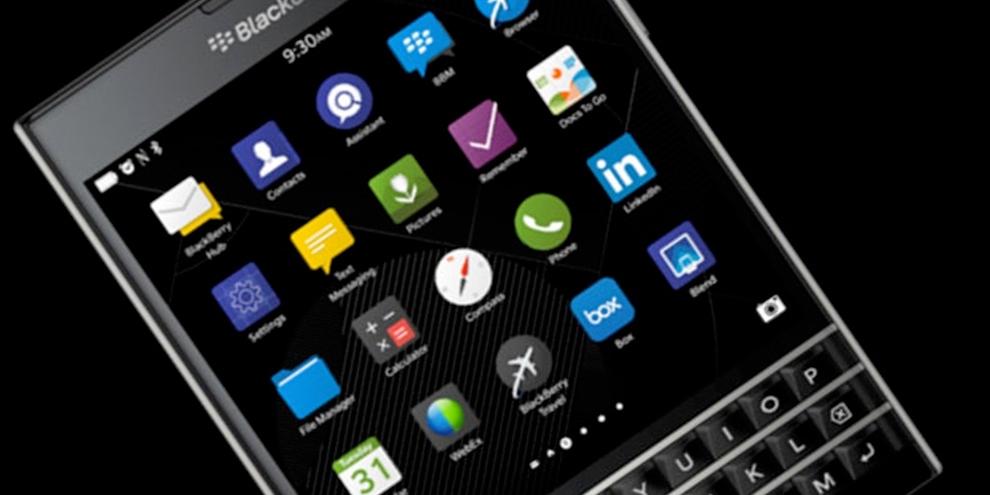 Imagem de BlackBerry apresenta as vantagens do Passport, seu celular de tela quadrada no site TecMundo