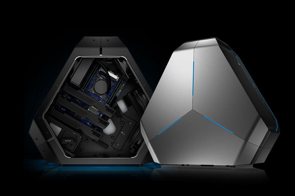 Imagem de Exótico: Dell lança novo Alienware Area 51, PC gamer a partir de US$ 1.699 no site TecMundo