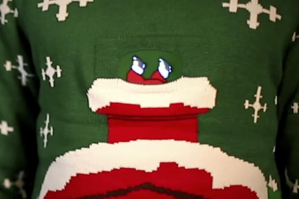 Imagem de Conheça os suéteres de Natal digitais criados por um ex-engenheiro da NSA no site TecMundo