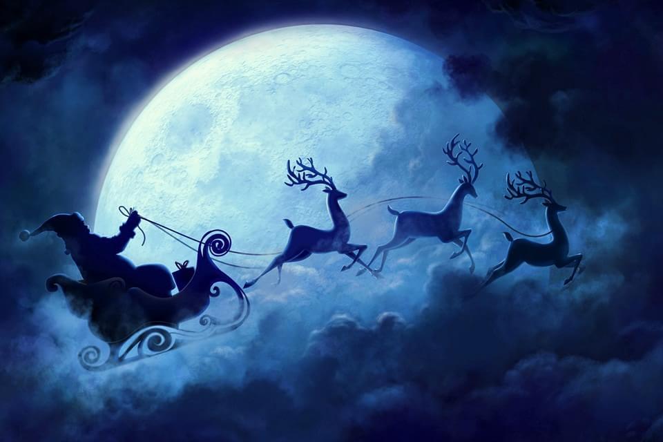 Imagem de Órgão divulga informações oficiais do trenó do Papai Noel e desmente Obama no site TecMundo