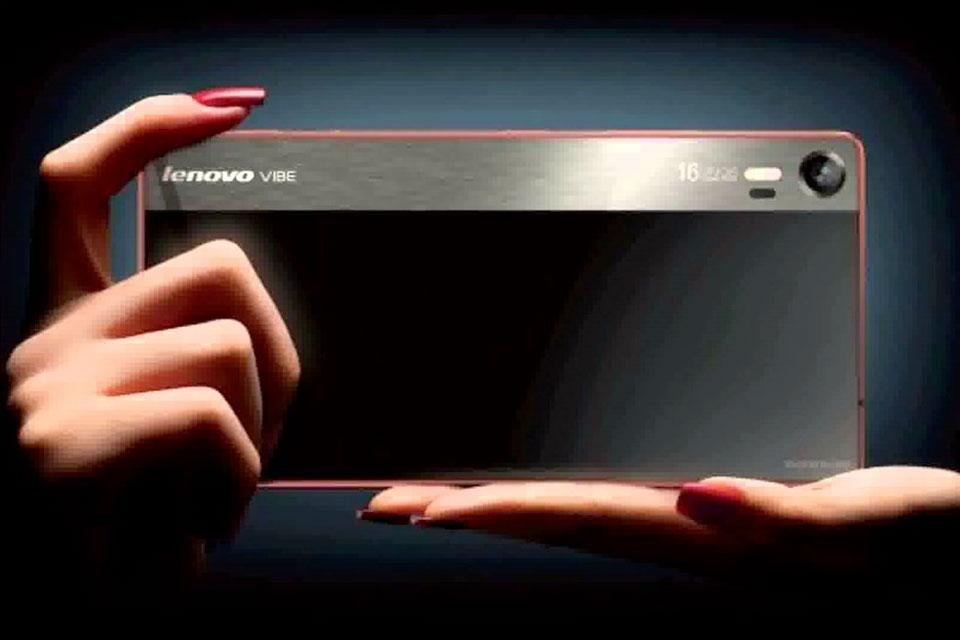 Imagem de Lenovo Vibe Shot: o smartphone que pretende ser uma câmera no site TecMundo