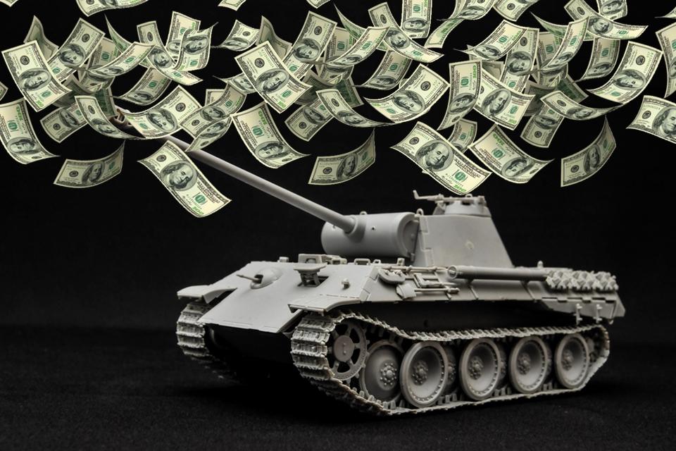 Imagem de Conheça os 10 veículos mais poderosos e caros construídos para a guerra no site TecMundo