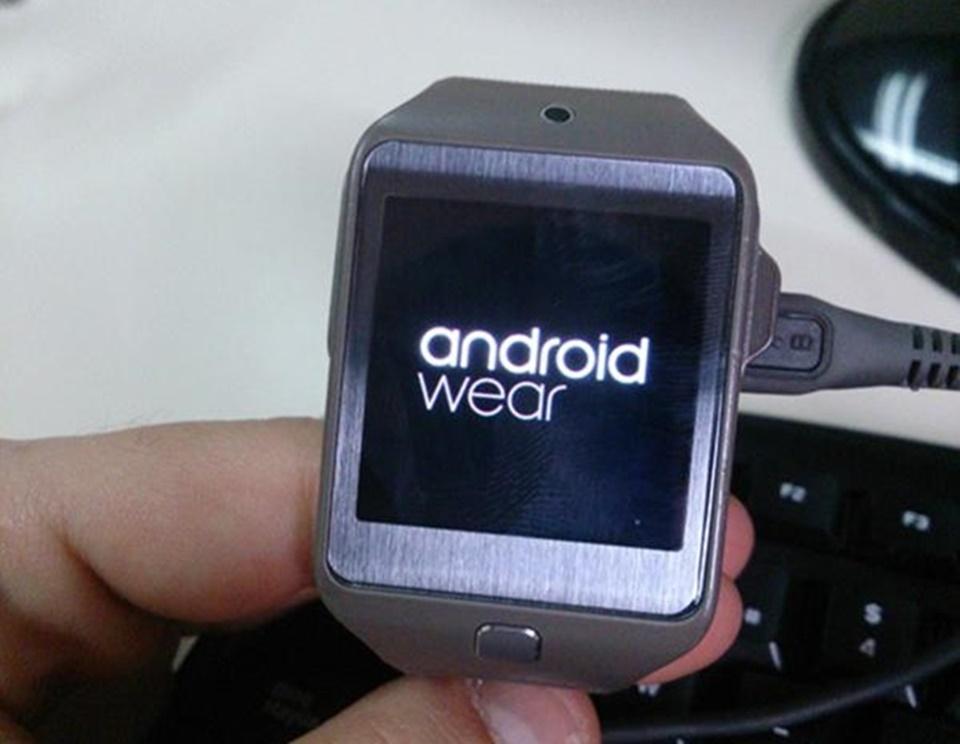 Imagem de Desenvolvedores colocam o Android Wear em um Samsung Gear 2 no tecmundo