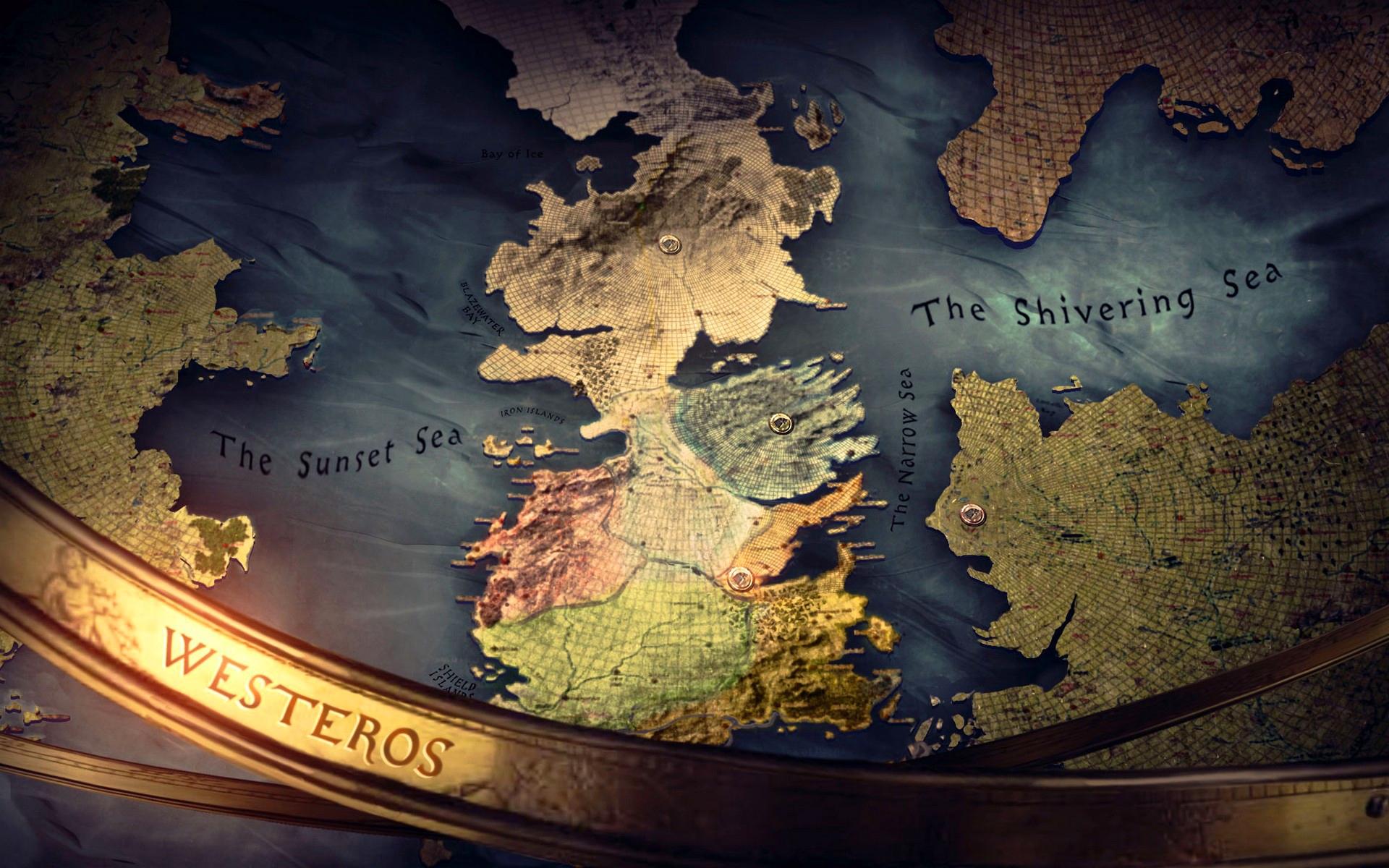 Imagem de Incrível: mapa de Game of Thrones é recriado no Google Maps no tecmundo