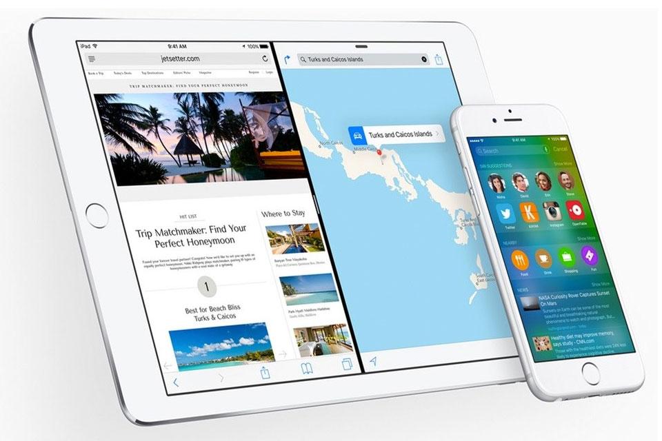 """Imagem de Novo """"Modo de Pouca Energia"""" corta funções do iOS 9 para economizar bateria no tecmundo"""