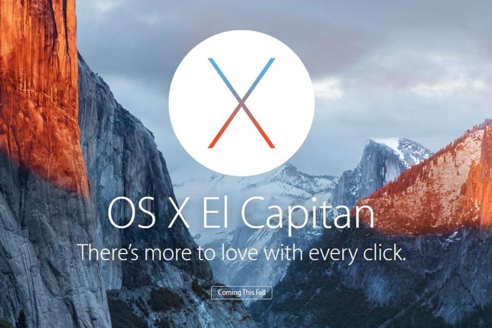 Imagem de OS X El Capitan: tudo sobre o novo SO dos computadores Apple no tecmundo