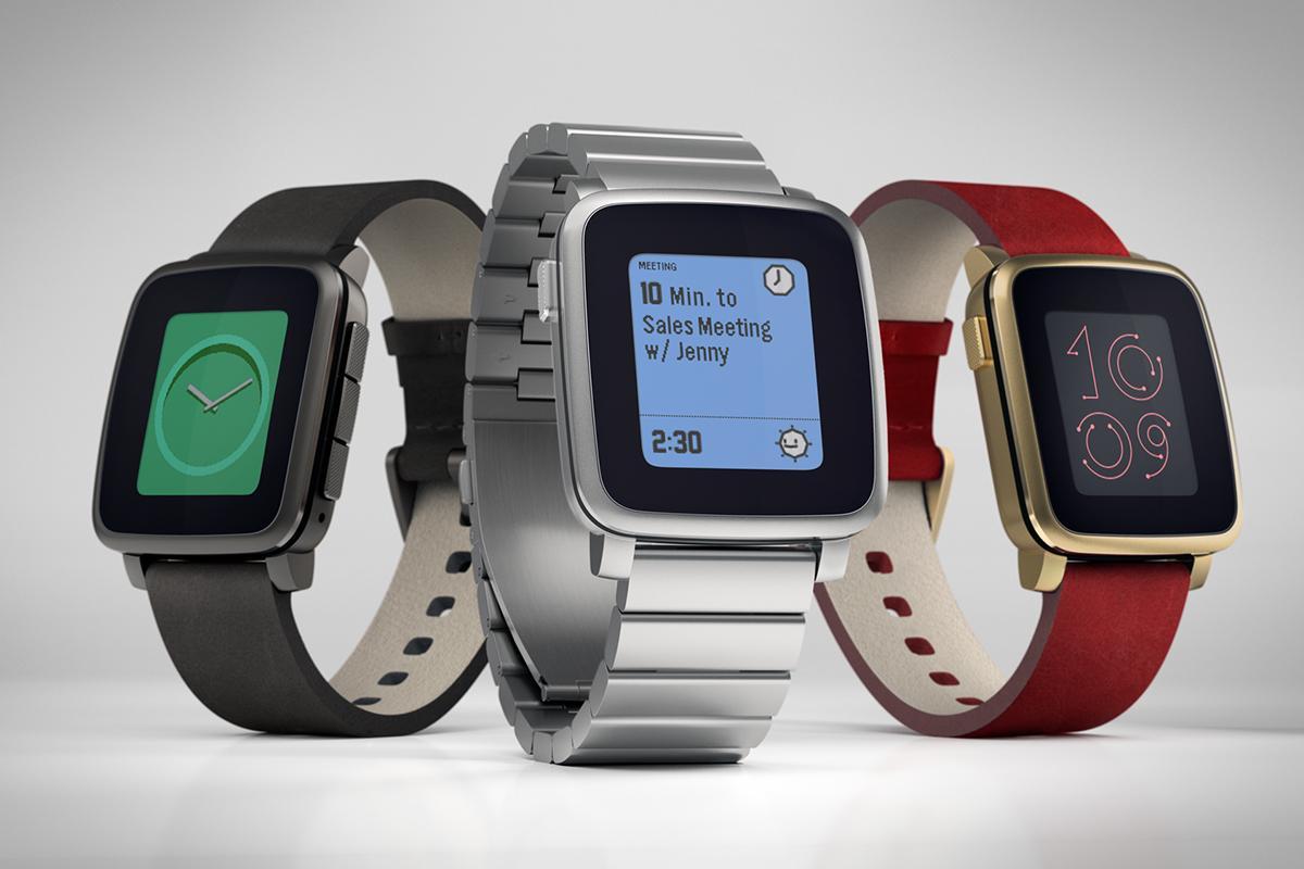 Imagem de Smartwatch Pebble Time Steel começa a ser enviado aos compradores no tecmundo