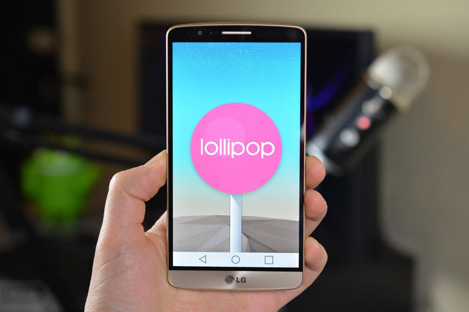 Imagem de Android: como mudar a sua foto de conta de usuário na versão Lollipop no tecmundo