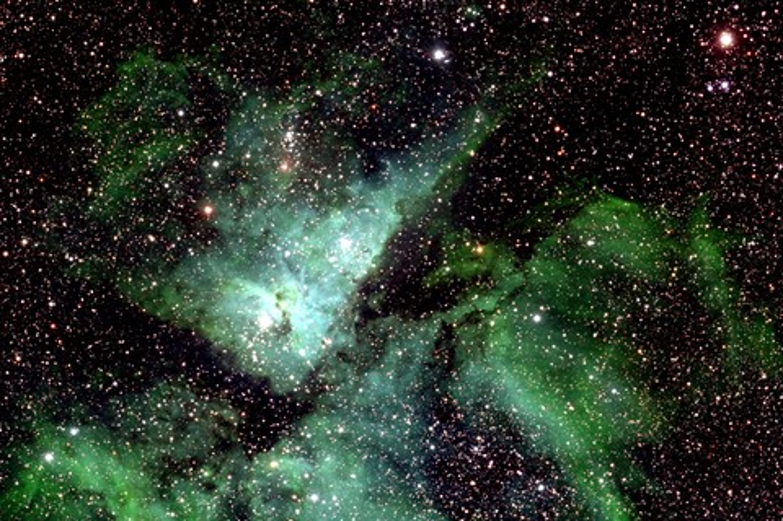 Imagem de Maior foto da Via Láctea já feita tem 46 bilhões de pixels no tecmundo