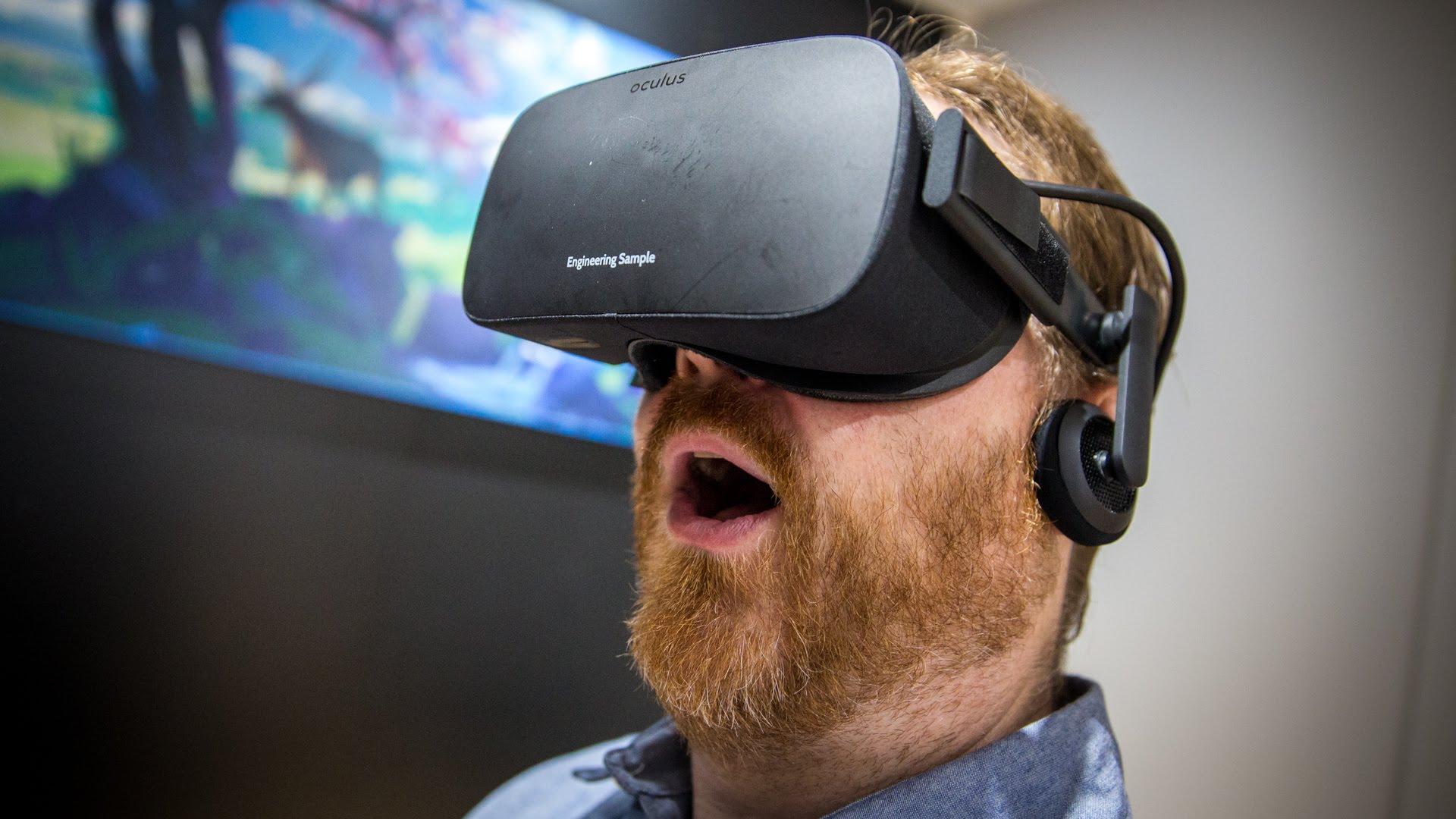 Imagem de Finalmente? Oculus Rift custa R$ 2,4 mil e chega ao mercado em março no tecmundo