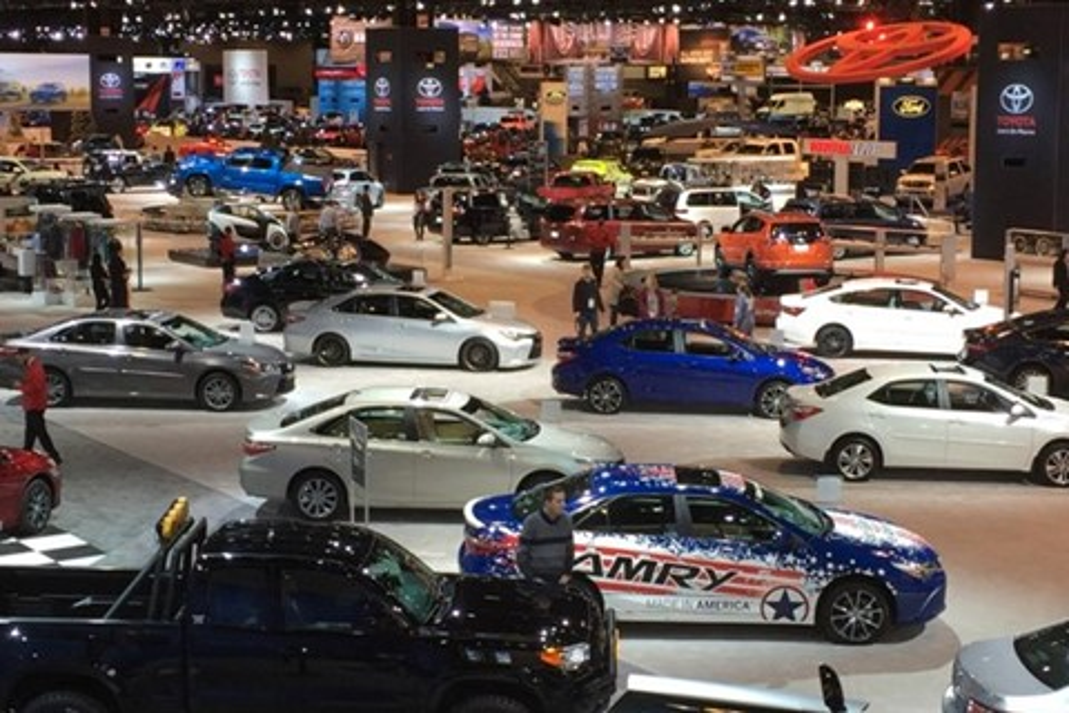 Imagem de Maior salão de automóveis do EUA, Chicago desaponta na parte tecnológica no tecmundo