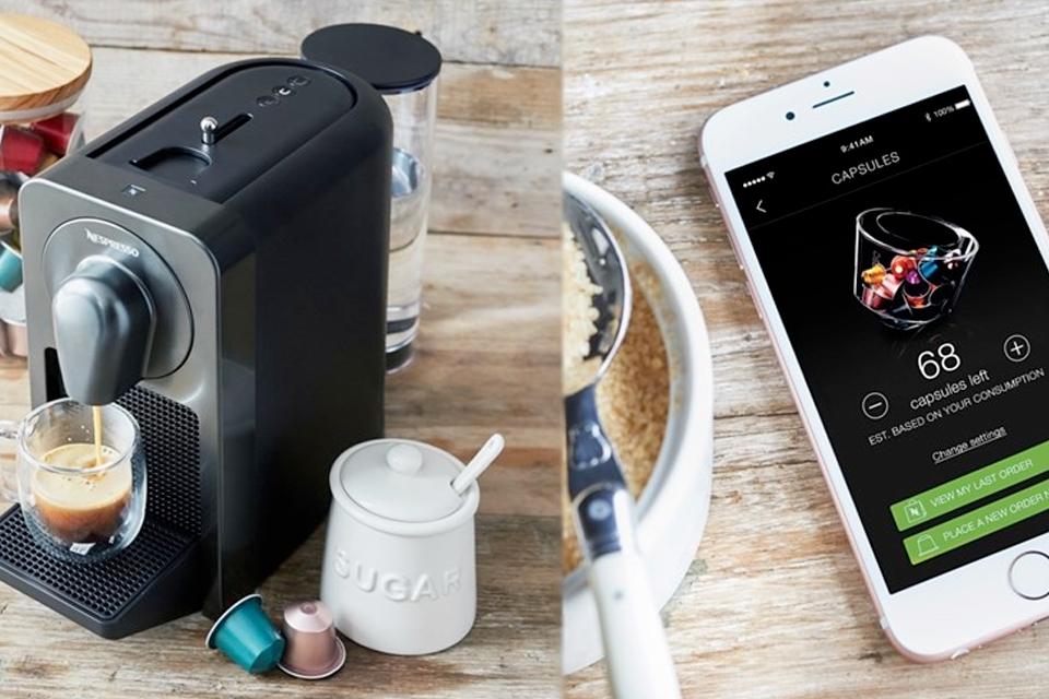 Imagem de Nespresso silenciosamente lança máquina de café com recursos Bluetooth no tecmundo