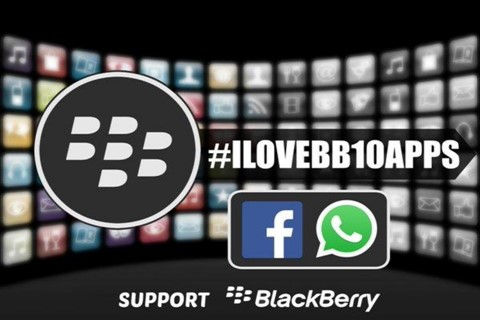 Imagem de API do Facebook e WhatsApp para BlackBerry 10 será descontinuada este ano no tecmundo