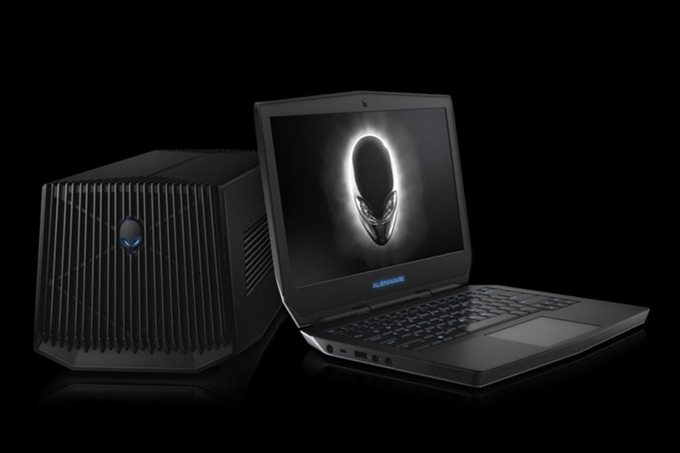 Imagem de Finalmente: Alienware chega ao Brasil com notebooks gamers sinistros no tecmundo