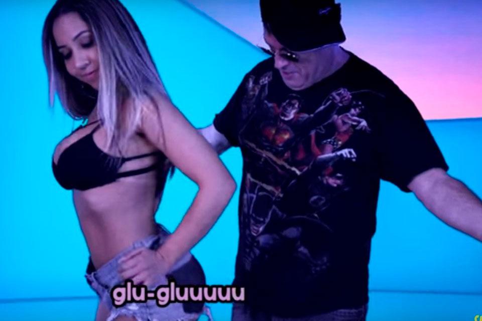 Imagem de O nude vazou! Sergio Mallandro se dá mal em paródia de Drake no tecmundo