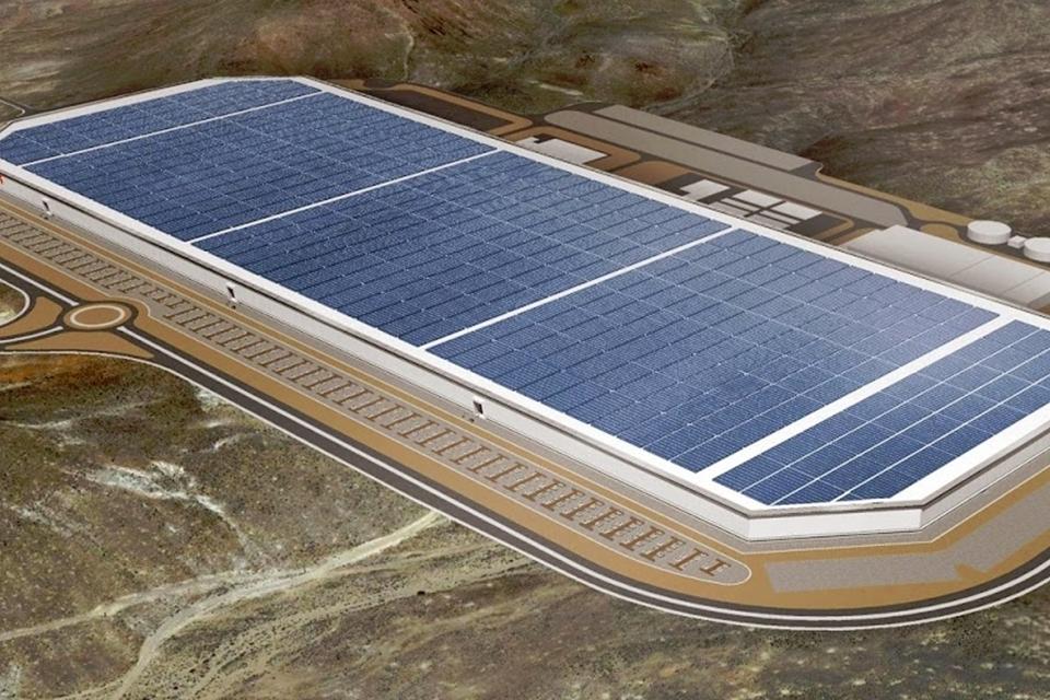 Imagem de Elon Musk vai inaugurar gigafábrica de baterias da Tesla em julho no tecmundo