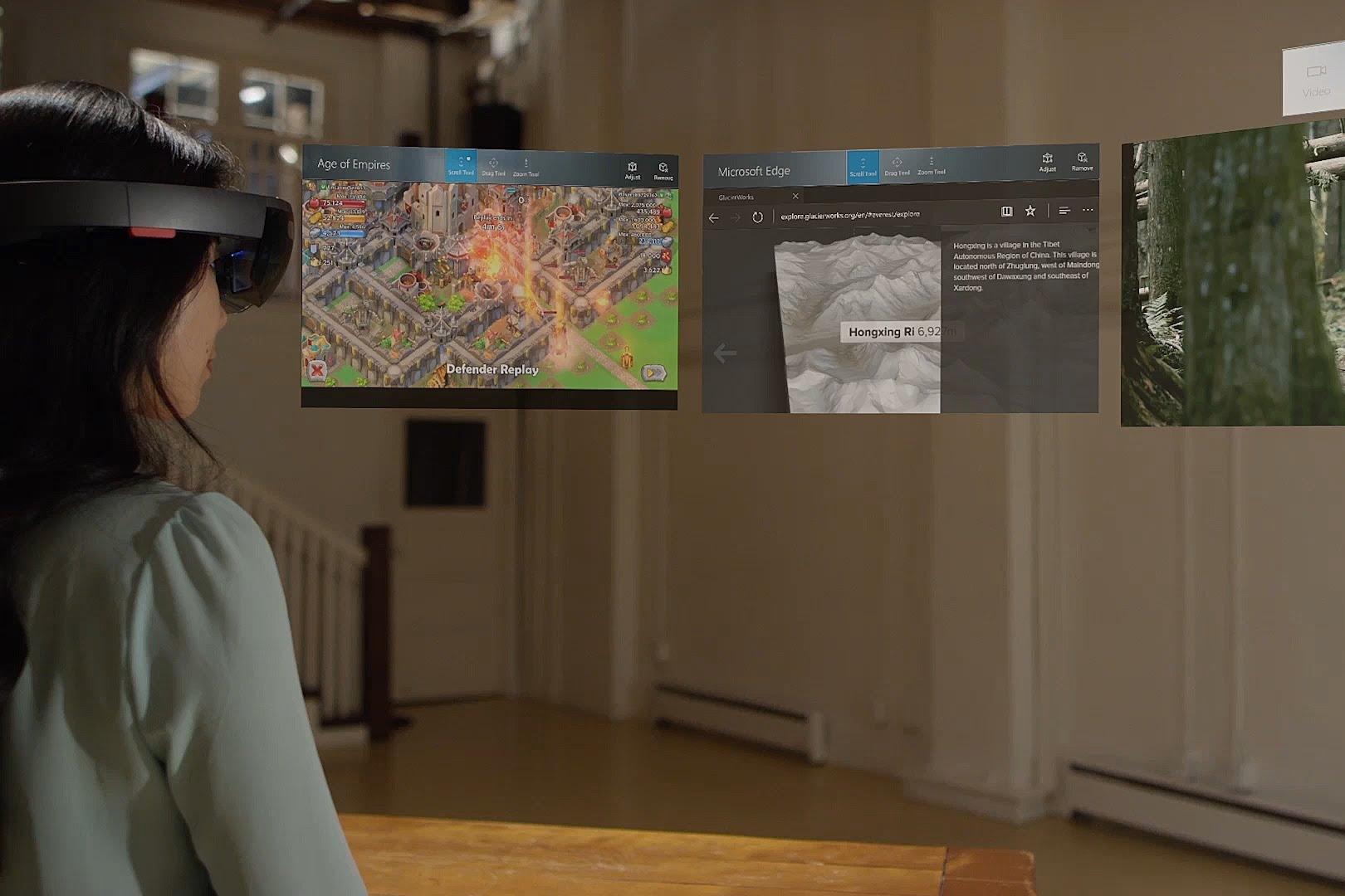 Imagem de HoloLens ganha primeiro update; segunda leva do aparelho já está a caminho no tecmundo