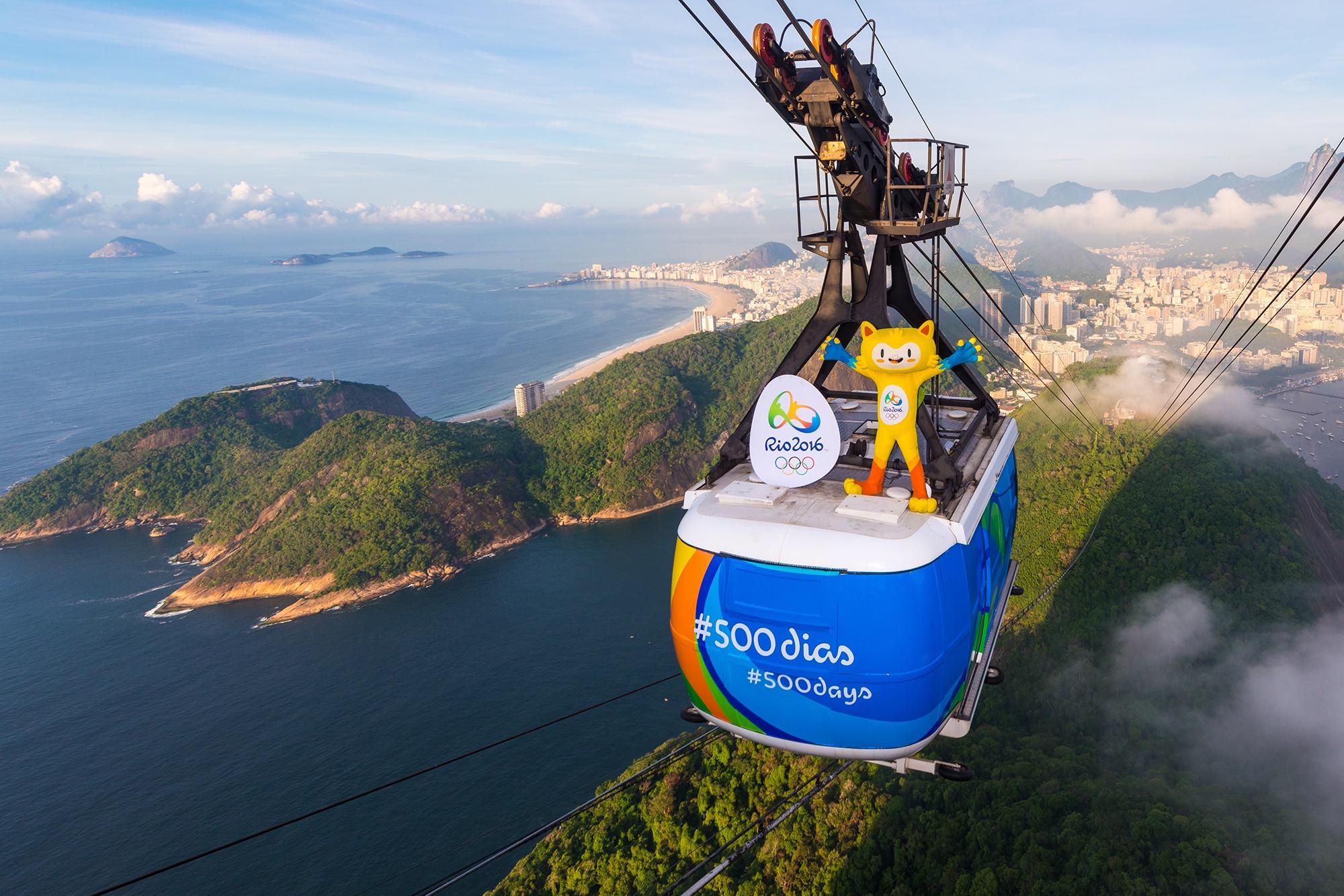 Imagem de Rio 2016 terá transmissão em VR e corpo desmembrado aparece em Copacabana no tecmundo
