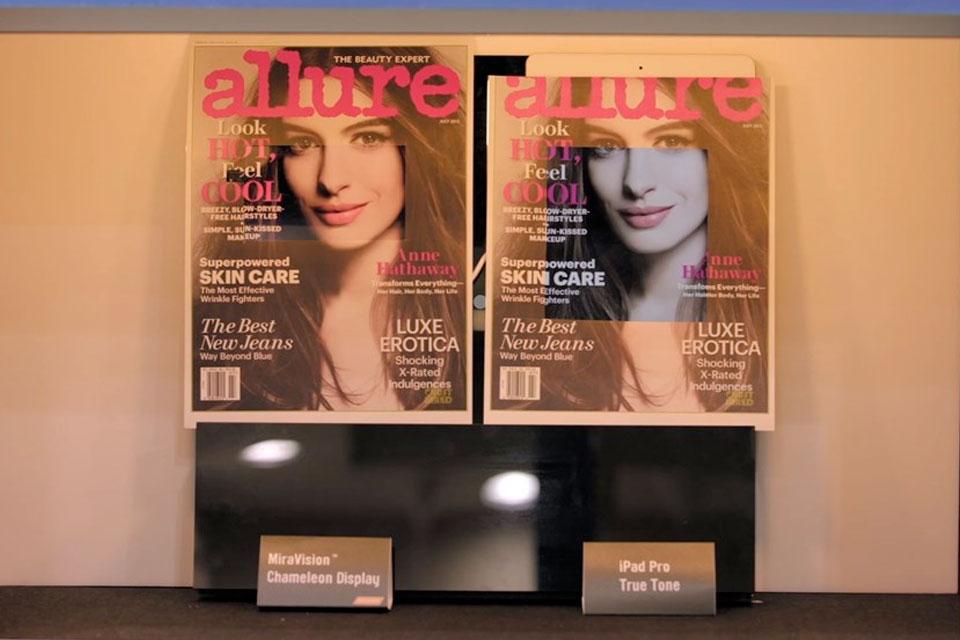 Imagem de Display adaptativo da MediaTek será melhor que tecnologia do iPad Pro no tecmundo