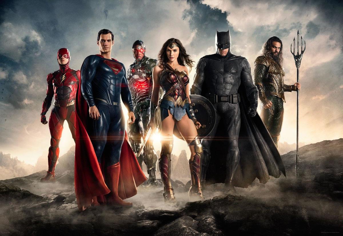 Imagem de Veja a primeira imagem oficial do filme da Liga da Justiça no tecmundo