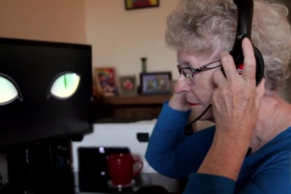 Imagem de Vovó gamer de 79 anos é fanática por Skyrim e tem canal no YouTube no tecmundo