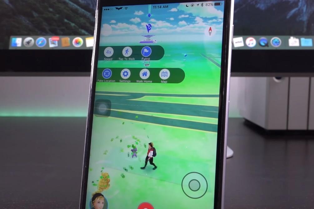Imagem de Pokémon GO: hack permite que você mova seu personagem sem sair do lugar no tecmundo