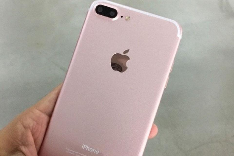 Imagem de Vazam mais fotos do novo Apple iPhone 7 Space Black e Rose Gold no tecmundo
