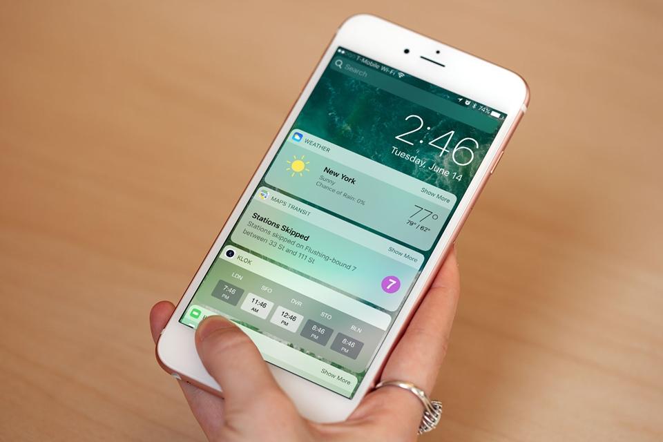 Imagem de Beta 6 do iOS 10 é lançado para desenvolvedores e versão 5 para o público no tecmundo