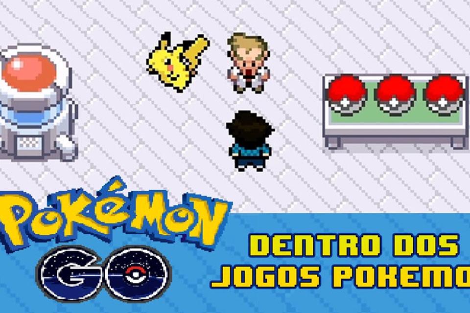Imagem de E se Pokémon GO existisse dentro do universo de Pokémon? [vídeo] no tecmundo