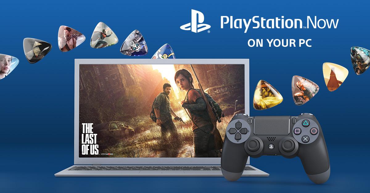 Imagem de Com mais de 300 títulos de PS3 no catálogo, PlayStation Now chegará ao PC no tecmundo