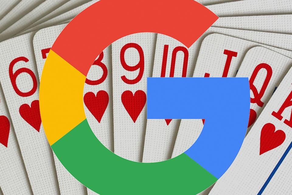 Imagem de Agora você pode jogar paciência e jogo da velha direto na página do Google no tecmundo