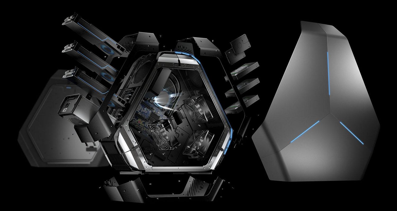 Imagem de Alienware revela trio irado de PCs com placas de vídeo Polaris da AMD no tecmundo