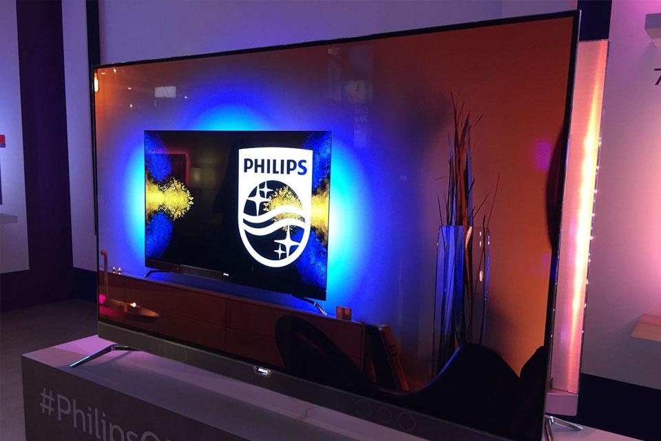 Imagem de Philips apresenta a primeira TV OLED 4K com Ambilight do mundo no tecmundo