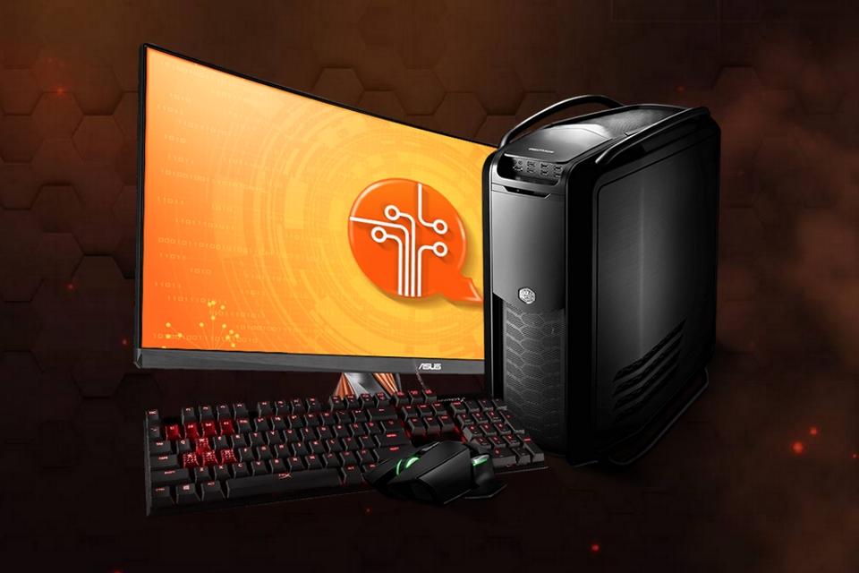 Imagem de KaBuM vai sortear o PC gamer mais sinistro que você já viu. Participe já! no tecmundo