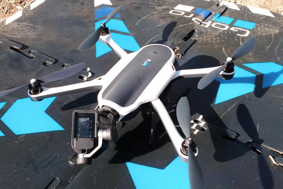 Imagem de Testamos o drone Karma da GoPro e dizemos: é estável pra caramba no tecmundo